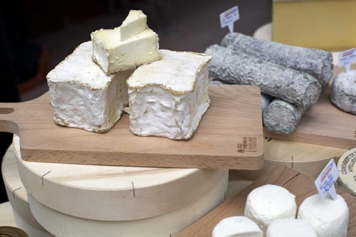 androuet cheese real wine fair