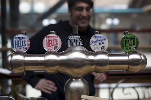 camden brewery london