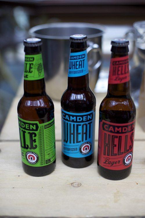 camden town beer london