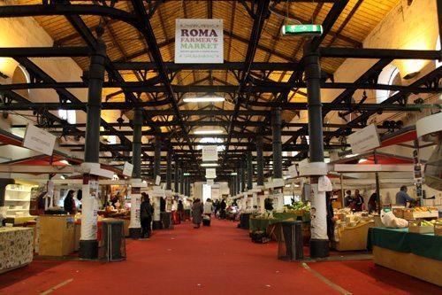 roma farmers market testaccio