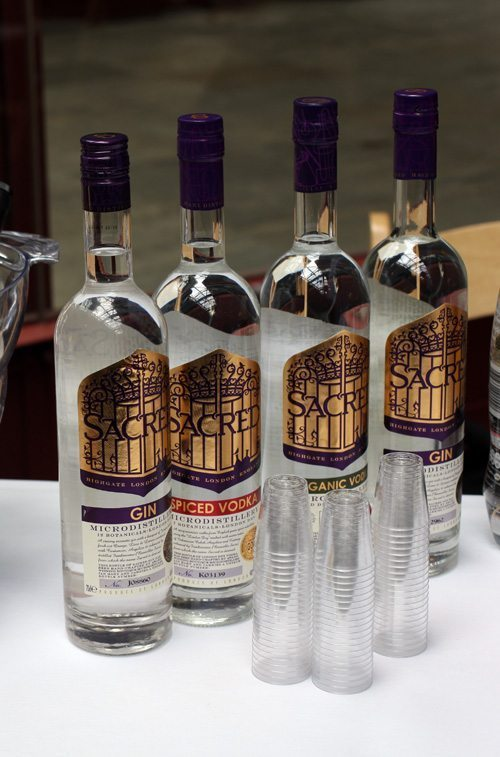 sacred gin vodka london