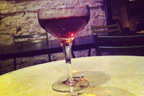 sazerac cocktail barnum cafe rome