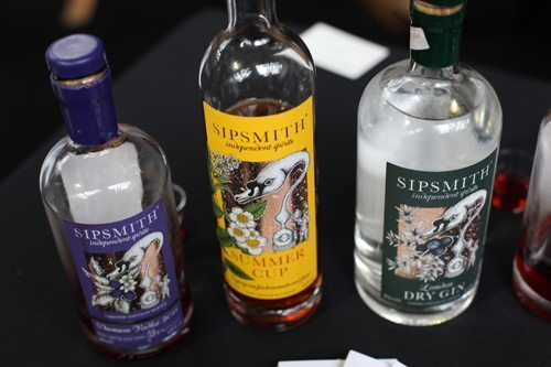 sipsmith gin real wine fair london