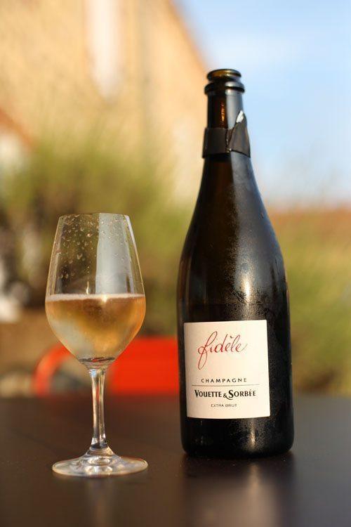champagne auberge
