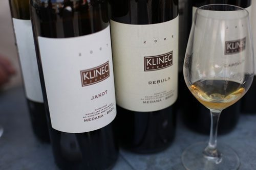 klinec wines