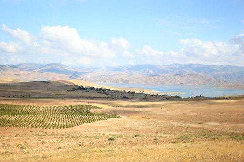 Euphrates dam Elazig
