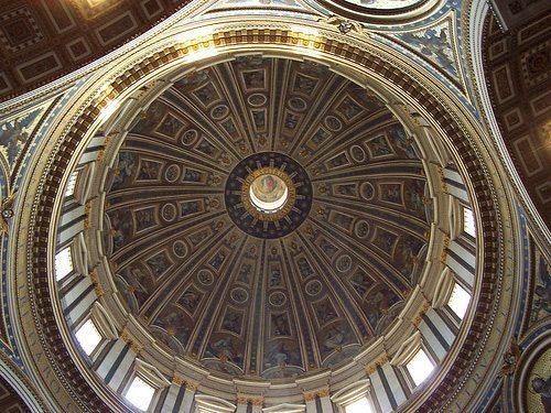 st-peter-cupola