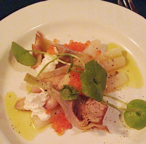 asparagus clamato