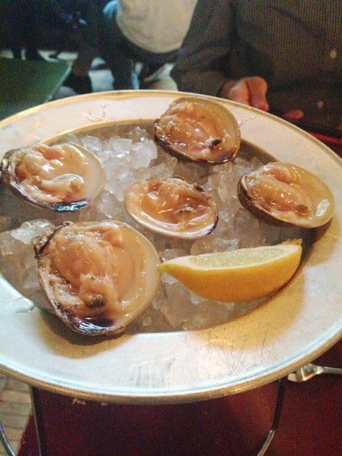 clamato clams