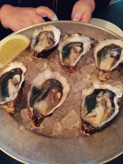 clamato oysters