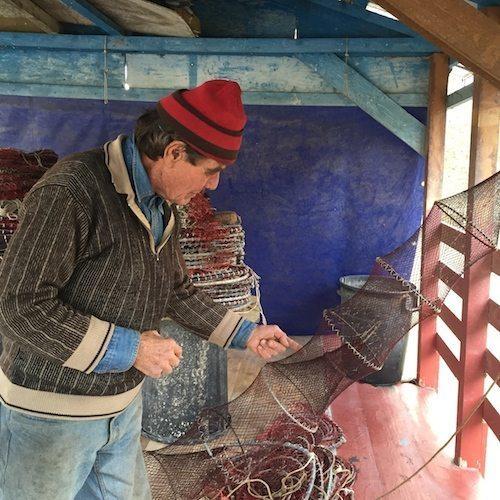cesare bergamini eel fishermen 2