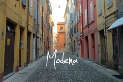 Modena Culinary City Guide