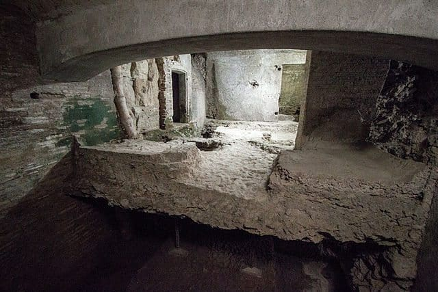 Crypta_Balbi,_underground_space-5