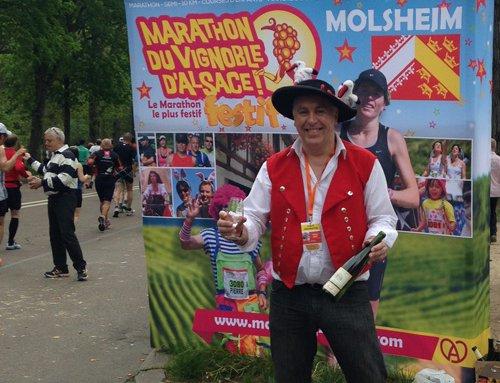 A Paris Marathon of Sorts