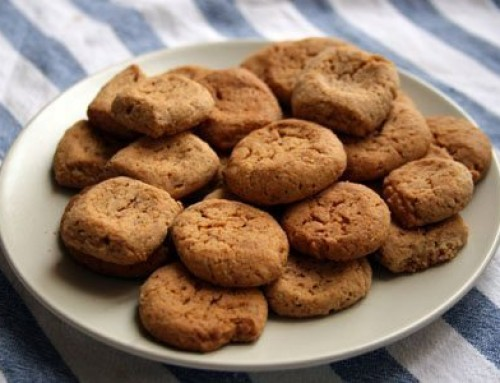 Rome's Fave Dei Morti (Day of the Dead Cookies) Recipe