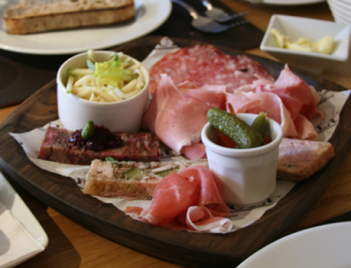 Gilles Verot's Charcuterie at London's Bar Boulud
