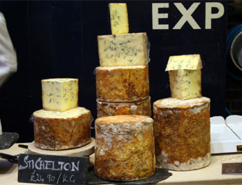 Stichelton, English Blue Cheese