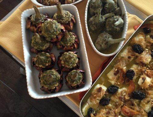 Piatto Romano, Cucina Romana in Testaccio