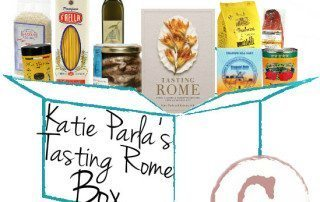 Gustiamo's The Katie Parla Tasting Rome Box Best Food