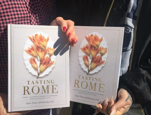 Tasting Rome Ebook Sale Starts November 20