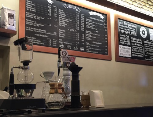 Pergamino Caffè, Third Wave Coffee in Rome