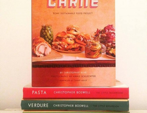 Chris Behr's Carne Cookbook, Meat Recipes from the American Academy