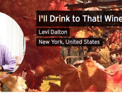 I'll Drink to That! Wine Podcast