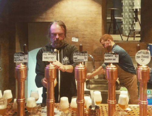 Be.Re. Serves Craft Beer and Trapizzini Near the Vatican