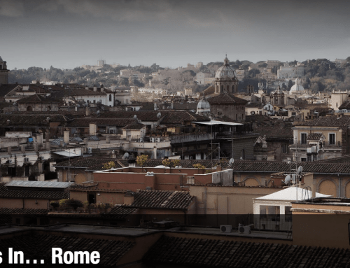 Amex Essentials: 24 Hours in Rome