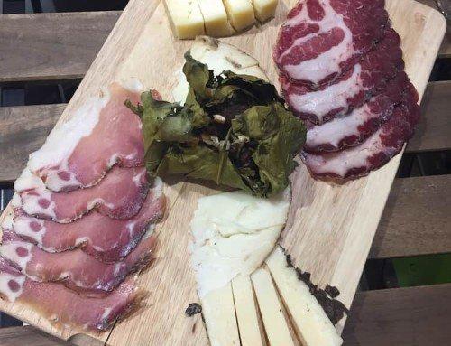 Caseari Cautero Wine, Cheese, and Salumi Shop in Naples